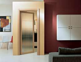 Spazio - Porta per interni