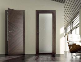 Rio CN - Porte per interni in legno e vetro