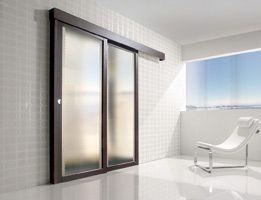 porte interne scorrevoli | porte scorrevoli in vetro e legno per ... - Porte In Vetro Per Esterni