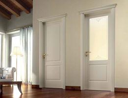 D2A - Porte classiche in legno e vetro