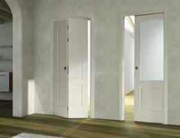 D2B - Porte classiche in legno e vetro