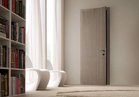 porte in legno e vetro | porte con vetro di interior design - Design Della Porta In Legno Moderno Con Vetro