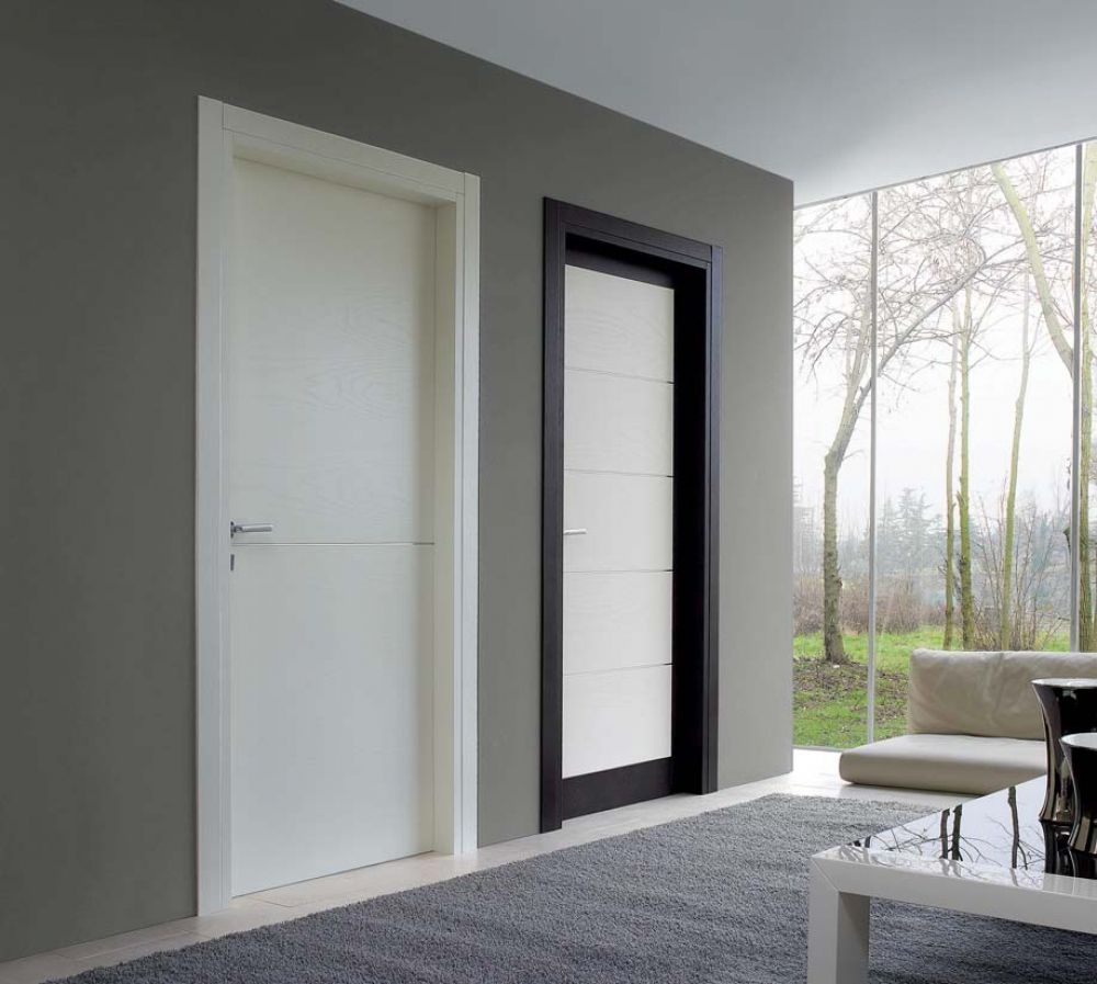 Boston 1 - Porte per interni frassino e rovere
