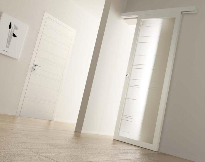 Tekna 16 - Porte per interni in legno di rovere