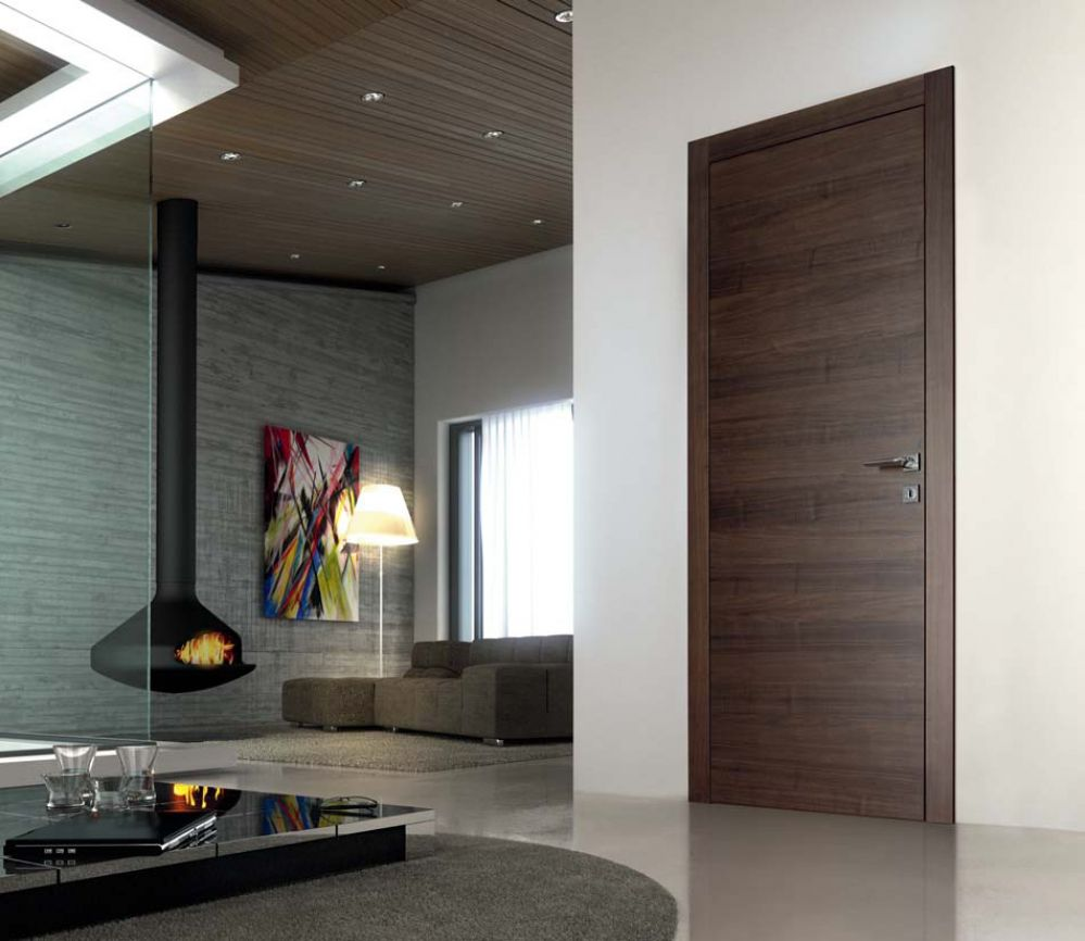 Strato - Porta per interni in legno