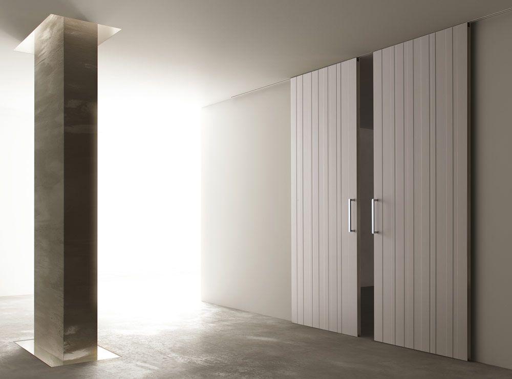 Particolare della porta Strip